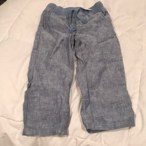Baby GAP Linen Slacks